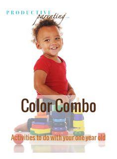 ProductiveParenting.com : Color Combo