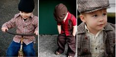 rockabilly toddler boy clothing | Knuckleheads - uber-cool gear for boys - Babyology