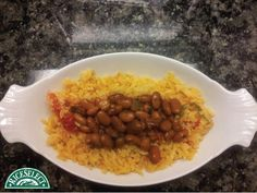 How @tfairy22 on Twitter rethinks rice: Red Beans and Rice using RiceSelect #RethinkRice #Sweeps #RiceSelect