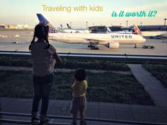 Travel is not luxury for us, it is part of our expat life. But is traveling with children worth it?