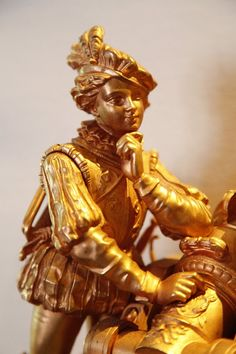 Century Spanish Revival Bronze and Malachite Clock : Lot 250 Spanish Revival, Conquistador, Malachite, 19th Century, Clock, Bronze, Statue, Watch, Clocks