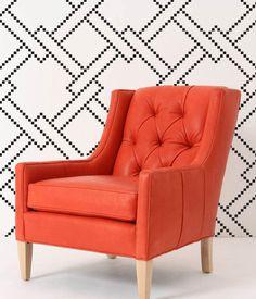 Plaza de plantilla de pared azulejo Allower patrón pared decoración de la habitación hecha por OMG plantillas casa mejoras Color pinturas 01...