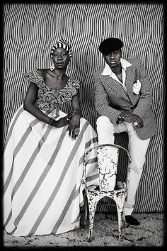 Photographer Manolo Yllera, inspired by Seydou Keita