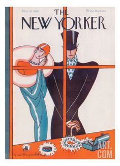 The New Yorker Cover - March 20, 1926 Regular Giclee Print by Stanley W. Reynolds at Art.com