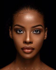 2019 Special Makeup Ideas for Dark Skin Women Beautiful Dark Skinned Women, Beautiful Black Girl, Make Up Looks, Maquillage Black, Makeup For Black Skin, Black Woman Makeup, Black Girl Makeup Natural, Black Bridal Makeup, Wedding Makeup