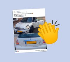 We realiseerden een van de beste reclamevormen die er is; voortuigreclame. Voor By Britt in Denekamp verzorgde Slize de autobelettering. Beide portieren en de achterzijde werd voorzien van een subtiele belettering / stickers. Lees en bekijk meer in de story via de link. ✨ #Oldenzaal #Denekamp #Autobelettering #Fashion #Mode #Minimalistisch #Print #Drukwerk 22 November, Stickers, Link, Car, Vehicles, Prints, Fashion Styles, Automobile, Autos