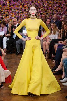 Fashion Show: Платья из коллекции Christian Dior Haute Couture F/W 2012-13