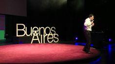 Lo que nos hace #humanos: Secretos del Lóbulo Frontal: Facundo Manes at TEDxBuenosAires 2012. #Neurociencia.