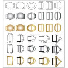 {Illustrator Stuff} DigiPixie Belt Sliders