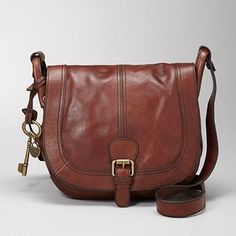 At a third of the cost, sure.  Until then I'll just gaze at it in pixelated form (Fossil Vintage Re-Issue Flap Crossbody, $148)