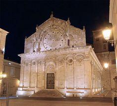 Troia, cattedrale