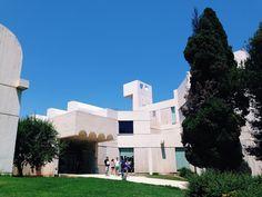 Miro foundation, Barcelona