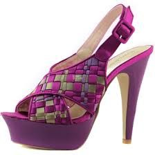 grape wedding heels - Google Search