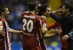 Hasil Pertandingan Deportivo La Coruna 1-1 Atletico Madrid