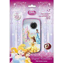 Sakar Disney Princess Digital Camcorder With Preview Screen - Sakar 38005 by Sakar. $44.23. Sakar Disney Princess Digital Camcorder With Preview Screen - Sakar 38005.