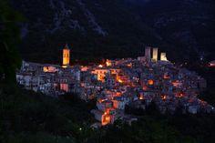 Pacentro - Sulmona -