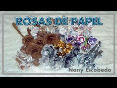 ROSAS DE PAPEL - YouTube