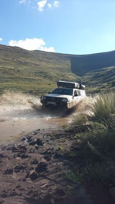 """""""Not all those who wander are lost. Tolkien, Wander, 4x4, Safari, Africa, Lost, Adventure, Vehicles, Places"""