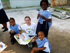 Teach English to kids.   13 Perfect Jobs For People Who Would Rather Travel The World