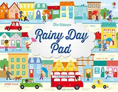 From 2.98:Rainy Day Pad (big Tear-off Pads)
