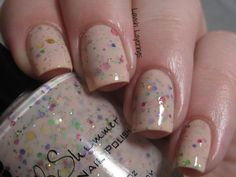 KBShimmer Spring 15 - To Peach His Own