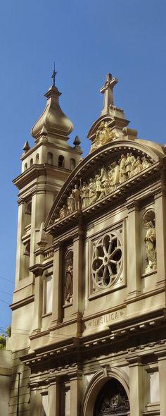 Basilica nuestra señora de la la merced (Giovanni Andrea Bianchi y Juan Bautista Prímoli, 1727) Buenos Aires. Fotos de Raúl F. Gómez Alzaga