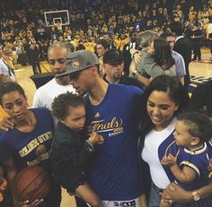 chef-steph-curry: family