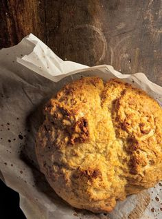 All our recipes best enjoyed on March Irish Recipes, My Recipes, Bread Recipes, Cookie Recipes, Ricardo Recipe, Savoury Baking, Soda Bread, Food Categories, Quick Bread
