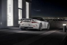 Tuning : la Porsche 911 GTS par TechArt