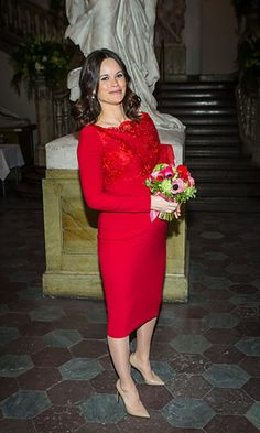 Princess Sofia of Sweden ends her royal duties and officially starts maternity leave #SwedishRoyals