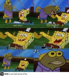 """We collect some Funny and Most popular Memes on internet.These memes are all about """"Top Funny Memes Spongebob"""". Stupid Funny, Funny Cute, Really Funny, Funny Stuff, Stupid Memes, Funny Kids, Funny Spongebob Memes, Funny Memes, Spongebob Sayings"""