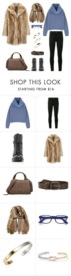 """Без названия #115"" by kmarina ❤ liked on Polyvore featuring Acne Studios, Gucci, Gianvito Rossi, Elizabeth and James, Amsterdam Heritage, Izipizi, Stephanie Kantis, Kenneth Jay Lane and David Yurman"