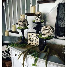 Feast your eyes on all the eerily elegant scenes entered in Grandin Road's Spooky Decor Photo Challenge and get inspired to stage your own fright that could win you a $1,500 gift card.