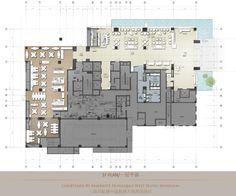 Fast Food Restaurant Floor Plan By Restaurant Consultants