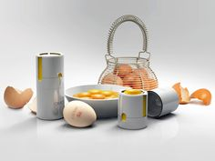 Egg Separator by Tommy Hawes
