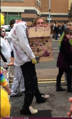 Awesome Halloween Outfit