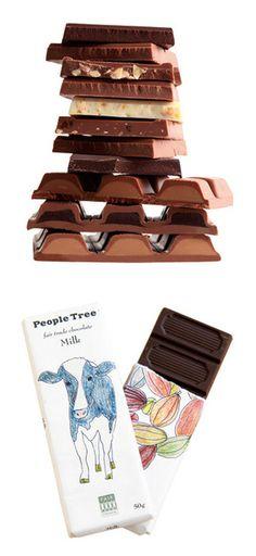 フェアトレード・チョコレート(50g)【フェアトレード】
