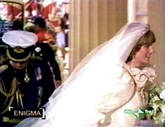 July 29, 1981: Prince Charles marries Lady Diana Spencer in Saint Paul's…