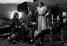 Pablo Hidalgo On The Skywalker Twins' Reunion in The Last Jedi and More