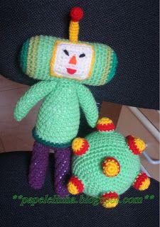 katamari dmacy crochet