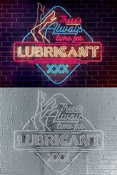 There's always time for lubricant