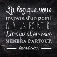 Citations D'Albert Einstein: *… More Than Words, Some Words, Dont Be Normal, Words Quotes, Life Quotes, Quote Citation, Citation Einstein, E Mc2, French Quotes