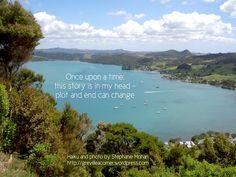 View from mountain walk - Whangarei Heads