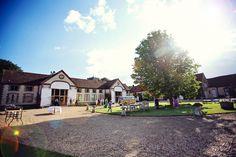 The Manor Barn #wedding venue.