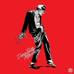 Freddy Krueger, Michael Jackson