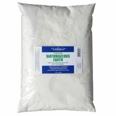 Food Grade Diatomaceous Earth 10 lb. by Natures Wisdom --- http://www.pinterest.com.luvit.in/3q