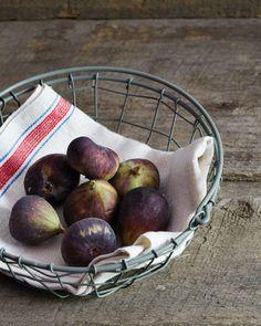 Table Basket - Fog Linen - Nalata Nalata