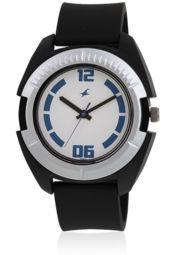 3116Pp01 Black/White Analog Watch