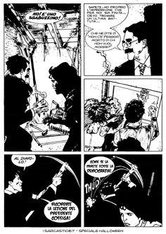 Pagina 57 - L'alba dei morti viventi - lo speciale #Halloween de #iSarcastici4. #LuccaCG15 #DylanDog #fumetti #comics #bonelli