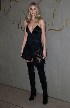 46 of Rosie Huntington-Whiteley's Impossibly Perfect Looks   - ELLE.com